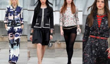 Chanel rinde homenaje a sus propios orígenes