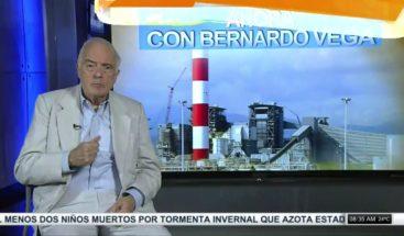 """Bernardo: """"Vender la mitad de las acciones de Las Catalinas, ¿ahora o después de las acciones?"""""""