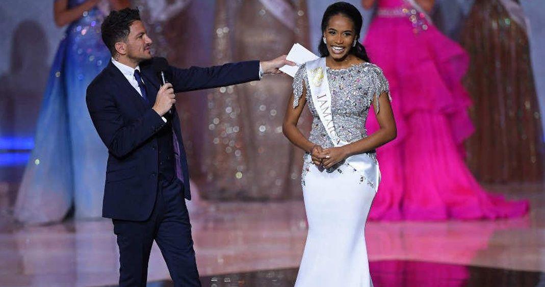 Jamaica se lleva la corona de Miss Mundo 2019