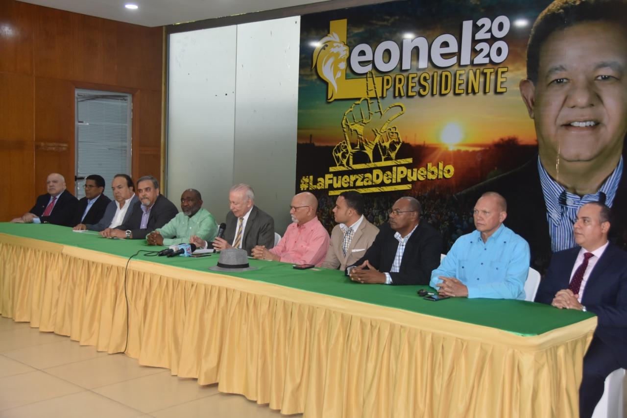Fuerza del Pueblo y coalición opositora se opone a transmisión de resultados electorales mediante aplicación