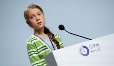 Greta Thunberg: La esperanza no viene de los Gobiernos, sino de las personas