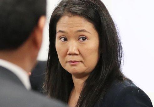 El nuevo pedido de prisión de Keiko Fujimori se resolvería la próxima semana