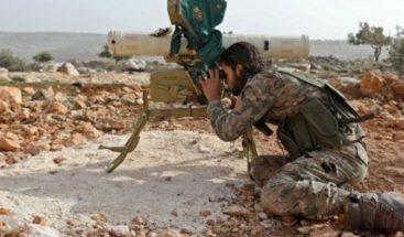 Más de 235.000 desplazados en noroeste sirio por recientes combates, dice ONU