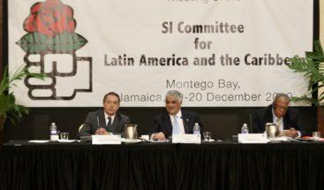 Miguel Vargas llama al liderazgo mundial a tomar acciones concretas ante cambio climático