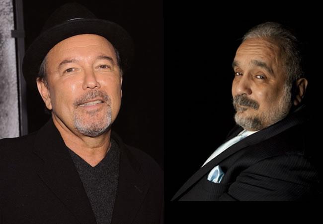 Willie Colón no descarta una posible reconciliación con Rubén Blades