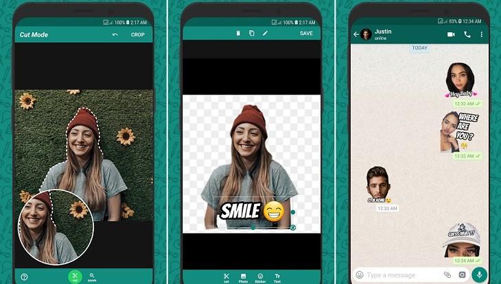 ¿Crear un sticker con tu cara para WhatsApp? Descubre esta app para iOS y Android