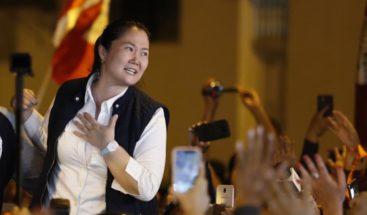 Keiko Fujimori afrontará nuevo pedido de prisión el próximo 26 de diciembre