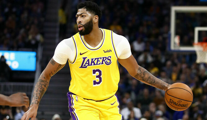 Davis anota 50 puntos y Lakers se exhiben ante Timberwolves