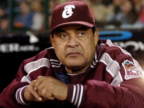 Falleció en México 'Paquín' Estrada, mánager ganador de dos Series del Caribe