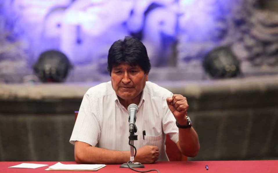 Evo Morales asegura que dejó el poder en Bolivia por un
