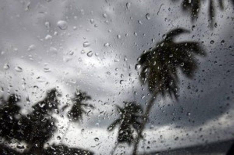 Vaguada provocará aguaceros en algunas localidades del país
