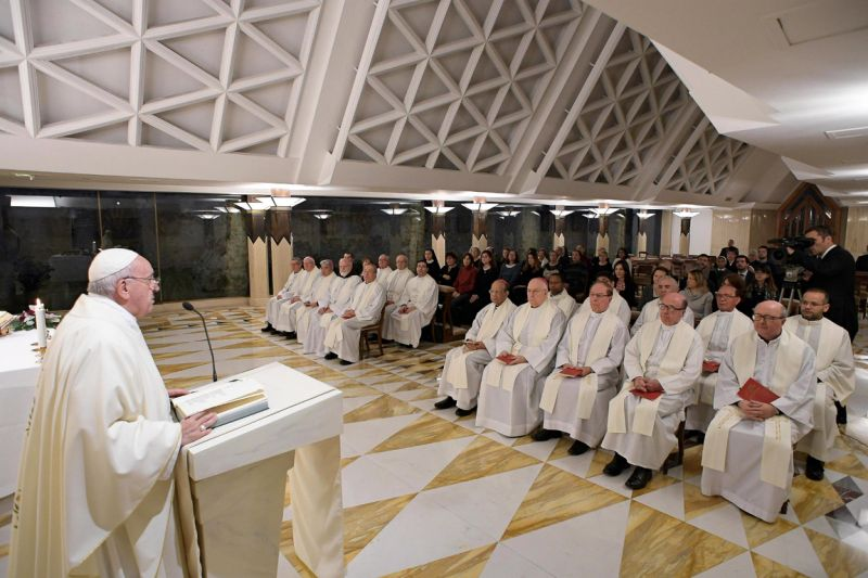 Papa Francisco pide la participación activa en la vida cotidiana de discapacitados