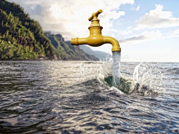 El agua, un tema prioritario en la lucha contra el cambio climático