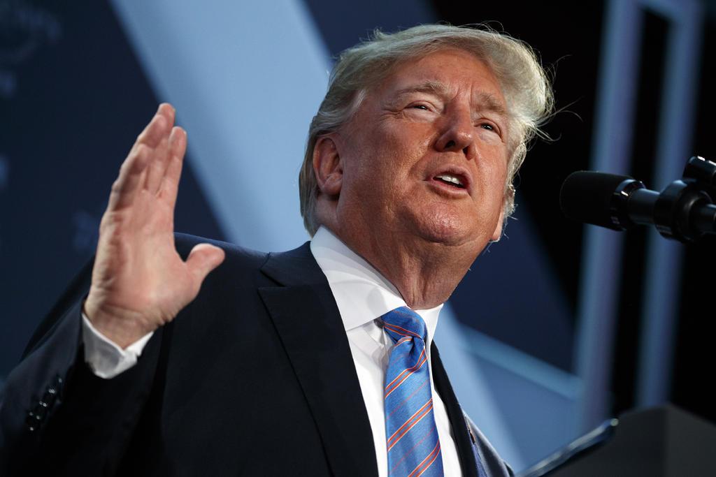 Trump condena el plan para un juicio político y pide que empiece