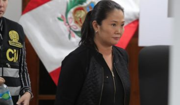 Nuevo pedido de prisión contra Keiko Fujimori se decidirá en enero próximo