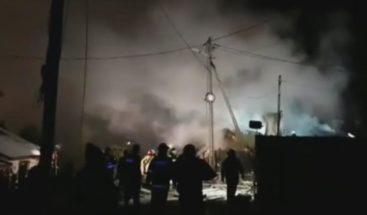 Ocho muertos, entre ellos cuatro menores, en una explosión de gas en Polonia