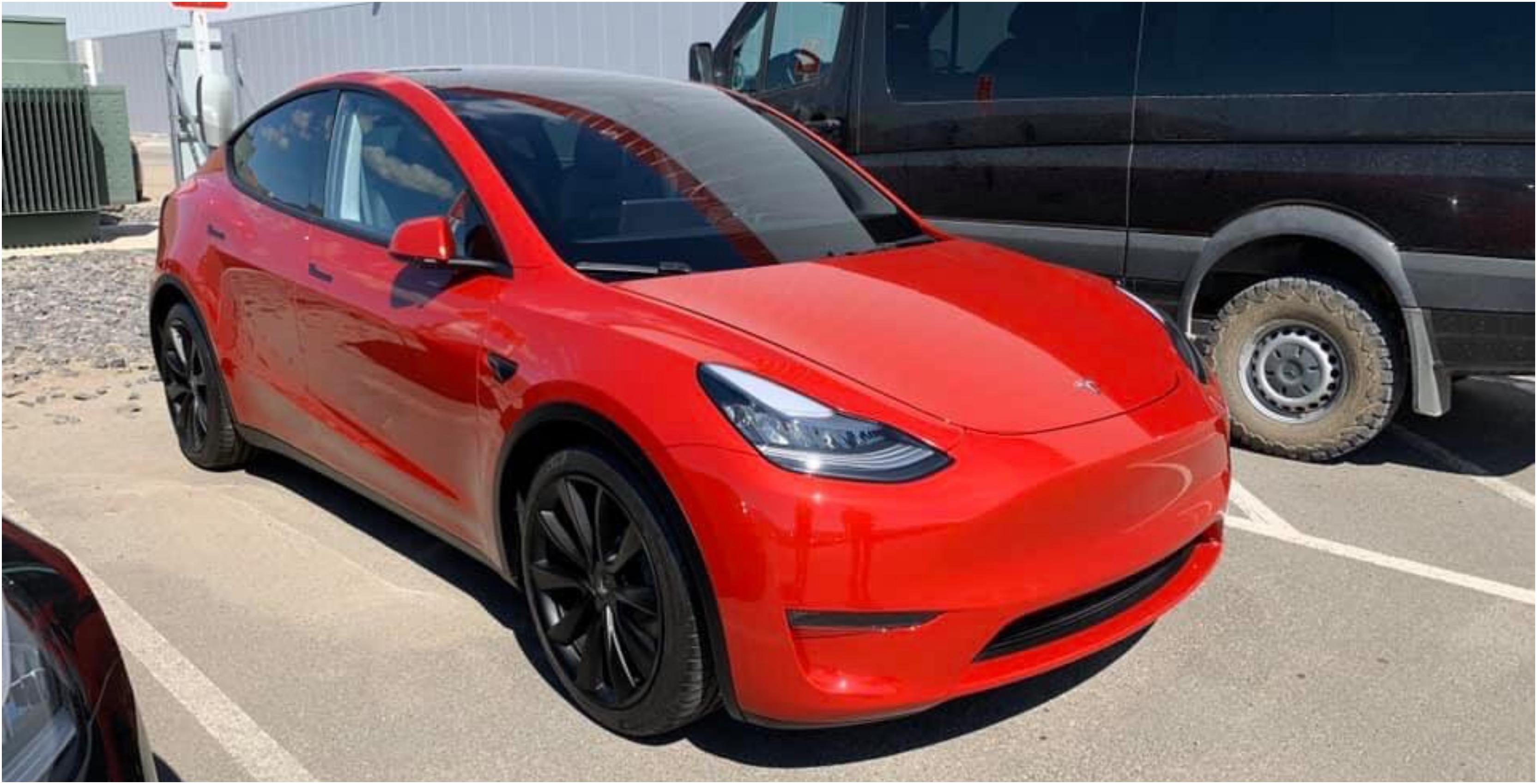 Tesla podría empezar a entregar el Model Y en el primer trimestre de 2020