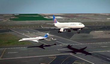 Mecánico se declara culpable de querer destruir un avión a punto de despegar
