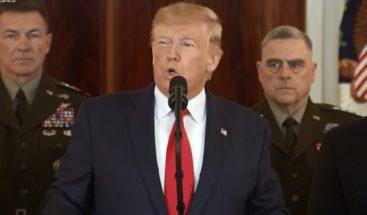 Trump demanda a The New York Times por difamación