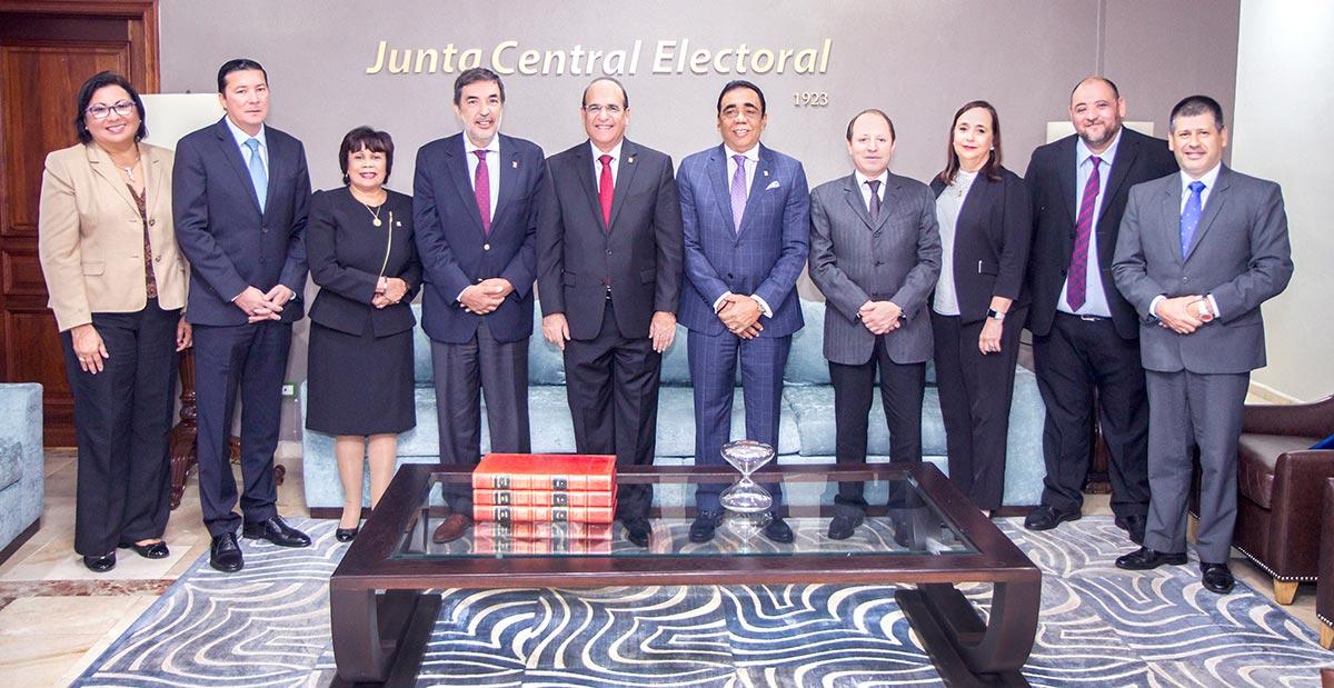 Observadores de UNIORE inician Misión de Avanzada para elecciones municipales de febrero