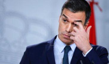 La JEC española sanciona a presidente Sánchez por dar entrevista en época preelectoral