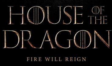 """""""House of the Dragon"""", la precuela de"""