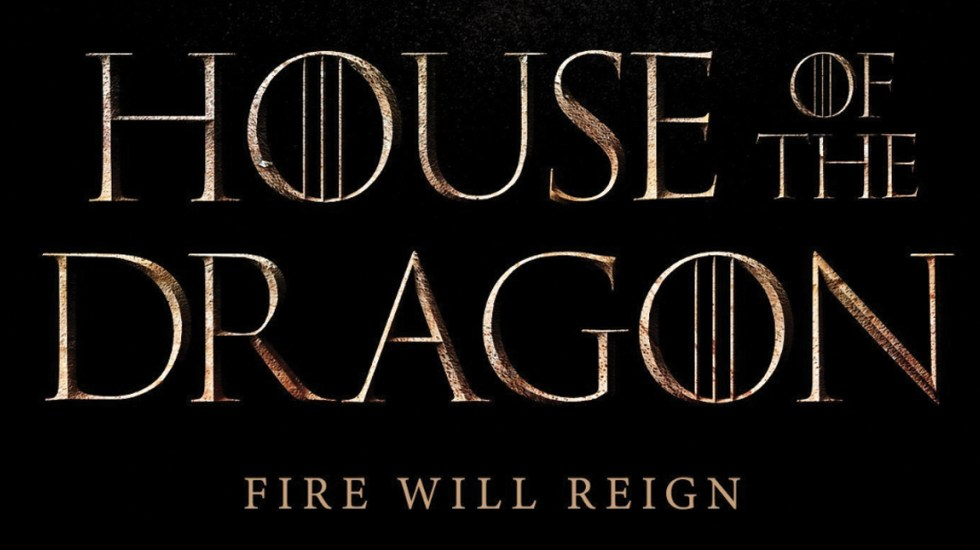 """House of the Dragon"", la precuela de"
