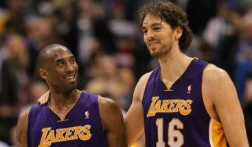 Pau Gasol, sobre la muerte de Kobe Bryant:
