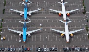 Boeing detendrá la producción del asediado 737 Max a partir de enero