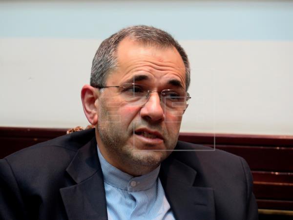 Irán dice a la ONU que no busca