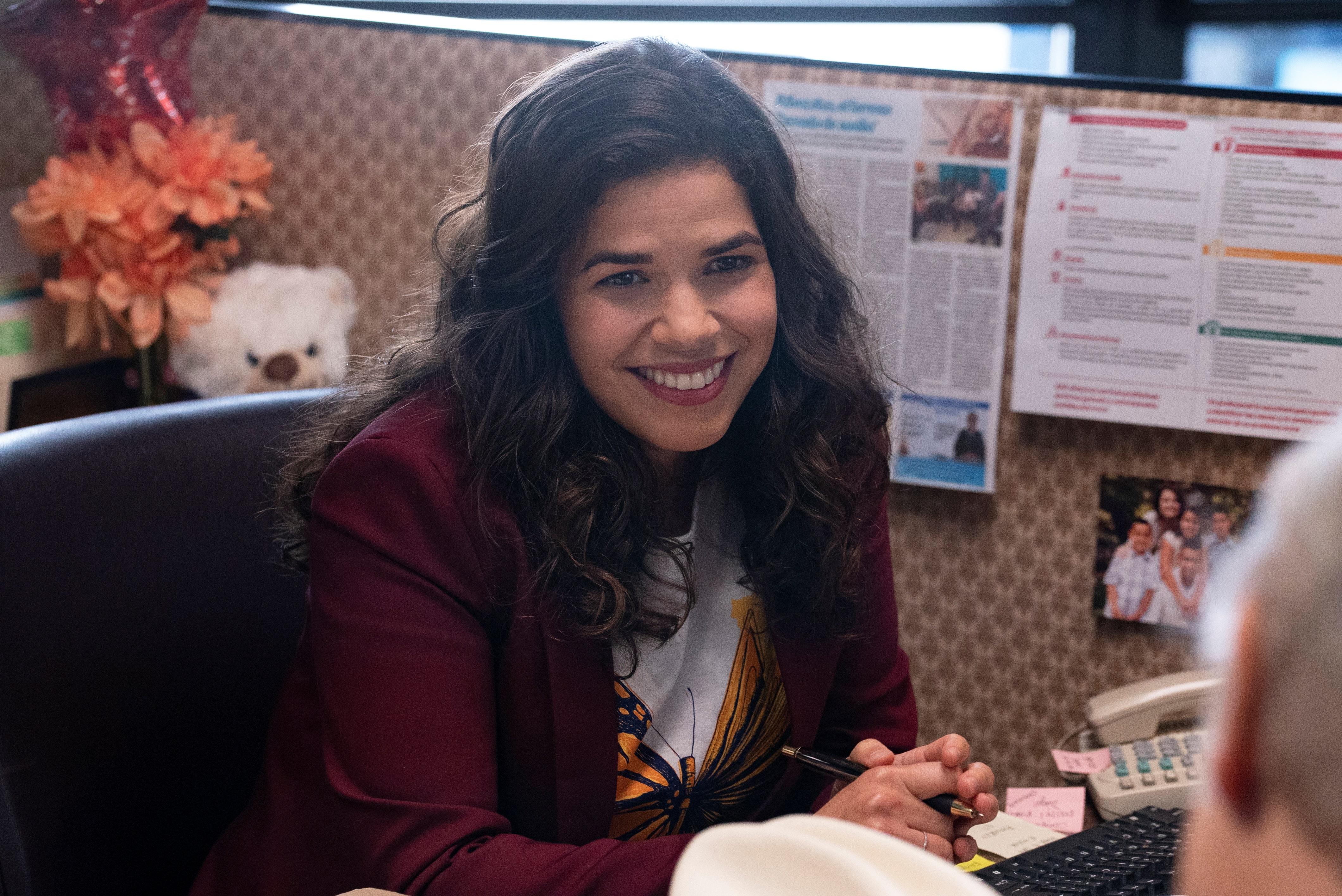 America Ferrera debuta en Netflix en febrero con la serie latina