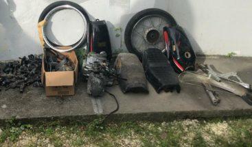 Apresan dos personas por robo de varios objetos en Barahona