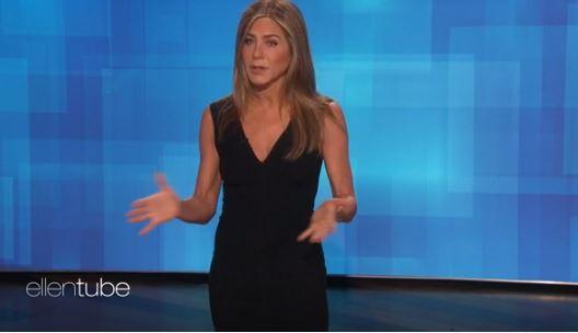 Jennifer Aniston volvió al Central Perk y da a los fanáticos de Friends una gran sorpresa