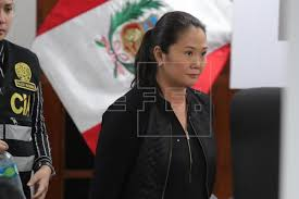 Abogada pide desestimar voto de Keiko Fujimori a favor de Odebrecht en 2008