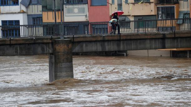España: al menos 11 fallecidos y 5 desaparecidos por la tormenta Gloria