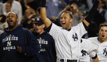 Derek Jeter y Larry Walker, nuevas leyendas del béisbol