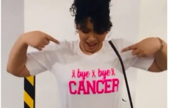 """""""Bye bye, cáncer"""" así anuncia la merenguera Juliana O'neal que venció la enfermedad"""
