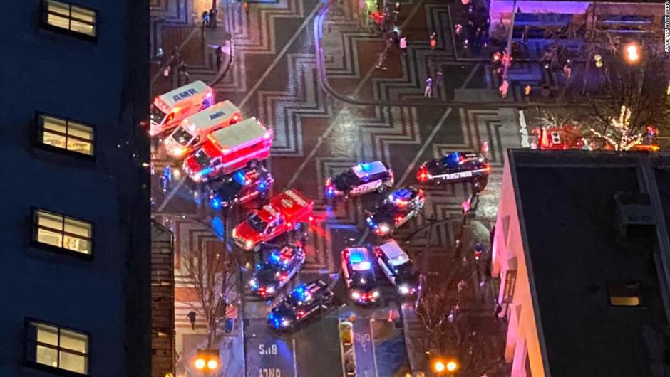 Tiroteo en Seattle: un muerto y varios heridos