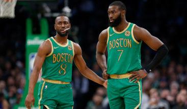 Celtics y Thunder recuperan la consistencia ganadora en la NBA