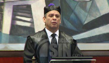 Diputados: presidente SCJ