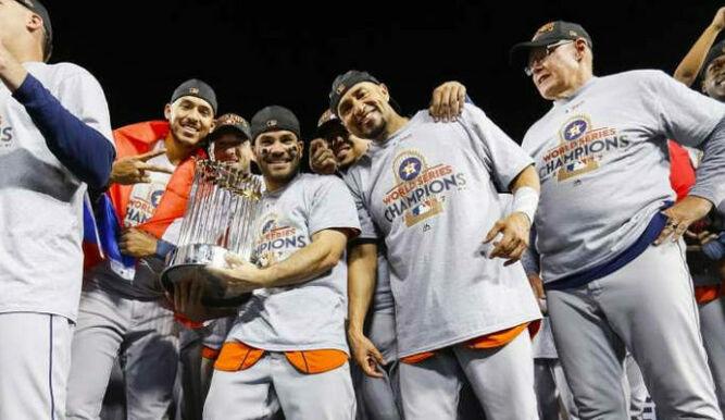 Grandes Ligas pidieron a los equipos no comentar sobre sanción a los Astros