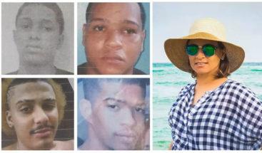 Un año de prisión preventiva a dos de cuatro acusados de asesinar ejecutiva bancaria