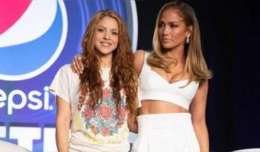 Jennifer Lopez y Shakira listas para dar gran espectáculo en el Super Bowl