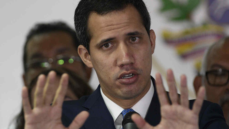 Guaidó viajará a Europa en busca de mayor presión internacional contra Maduro