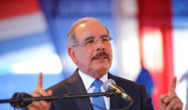 """Presidente Medina: """"No contamos con el apoyo suficiente de la Cámara de Diputados"""""""