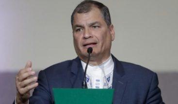 Jueza ecuatoriana llama a juicio a expresidente Correa en caso