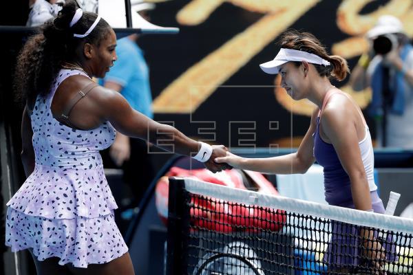 Serena vuelve a caer en un Grand Slam y se aleja del récord