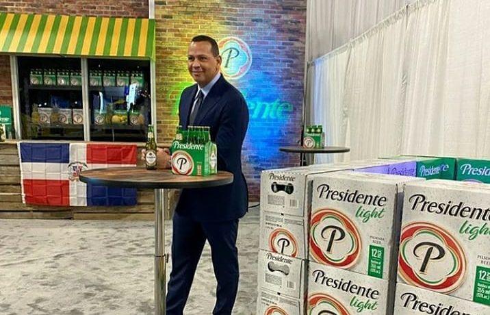 CND confirma Alex Rodríguez es el presidente de la marca en EEUU
