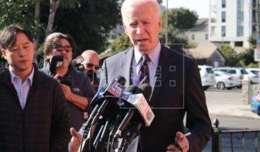 Biden lidera la intención de voto en las primarias demócratas en Iowa