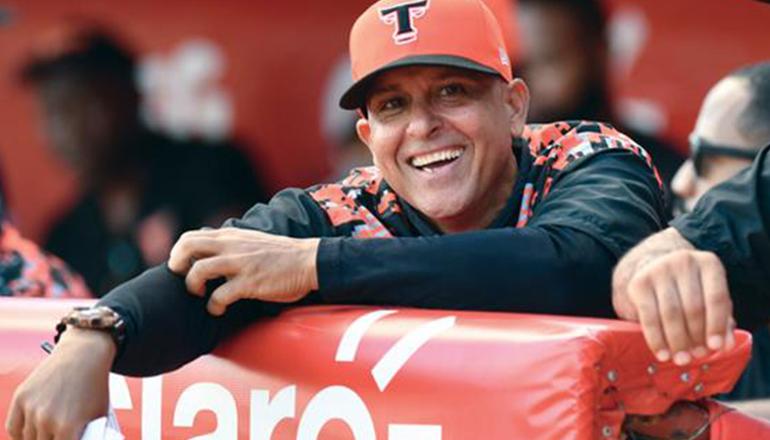 """Lino Rivera: """"Doy crédito al pitcheo para la obtención del título de campeón de los Toros"""""""